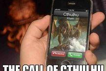 Cthulhu Fandom  / by MusingsofaMuse