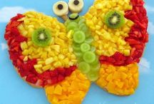 DIY Party Decor :: Food & Drink / Spice up any party or event with AWESOME DIY Food & Drink Art / by Centria A.