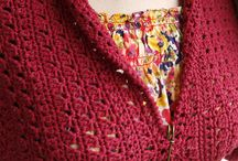 Crochet clothes / All crochet clothing / by Jaki Whyte