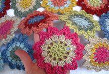 Fabric, Fiber, Textile and Needlecraft / Needlecrafts make me happy! / by Chrissy Aldridge