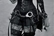 Oh my goth! / by Nerine Dorman