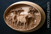 wood carving / by Debby KIng