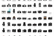 Camera Love / Cameras in all it's forms / by Sarah Lam