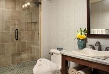 Bathroom remodel ideas  / by Sarah Nelson