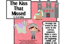 SLP Story Sequence Freebies / by Speechie Freebies