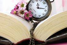 """Tick Tock, Tick Tock / """"The bad news is time flies. The good news is you're the pilot."""" - Michael Althsuler  / by Dawn Kane"""