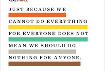 Quotes etc. / by Liz Jandola