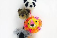 DIY Crafts { Needle & Yarn } / by Charmios