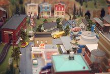 Model Trains / by David Wilkin