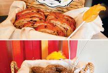Food & Drink - Theme Menus / by Kal Buckles