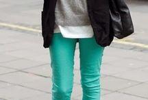 Outfits  / by Makayla Hudgins