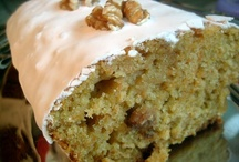 recettes de cakes / by Amourdecuisine Chez Soulef