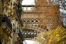 Paris / by My Favorite Pasta Recipes