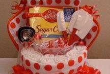 Bridal shower gifts / by Terri Prestwich