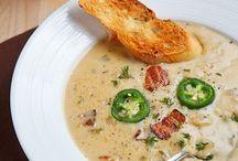 Soups / by Lori Powell