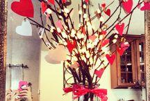Valentines home / by Jennifer Joppie