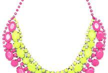 statement jewelry / by Diana Lenn