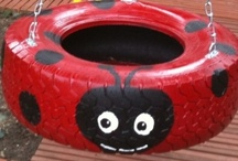 DIY for kids, but done by adult / Stuff for kids, but need help to make from adult / by Jane Jørgensen