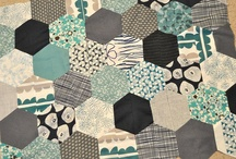 Textiles / Textiles and patterns and designs, oh my! / by Natalie Hefner