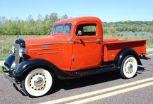 Need a truck / by Robert Hudson