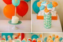 future baby's parties  / by Kala Bernier