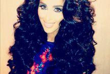 hair & makeup / by Allisyn Monroe