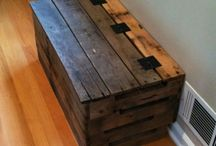 Pallet creations / by Nikki Abernethy