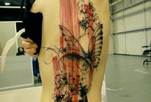 tattoos / by Tina Topolewski