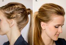 Hair!  / by Lauren Craig