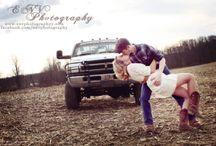 Engagement Pics / by Kristen Blosser