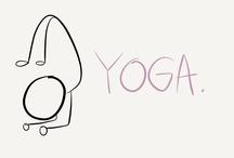 yoga / by kazbuura