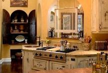 Classy kitchens / by Christine Broxson Wynne