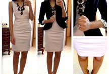 Office Attire- Women / by GC Career