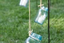 What to do with all those mason jars / by Lindsay Victor