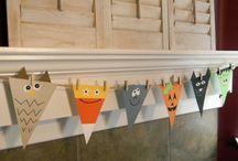Halloween craft & snacks / by Priscilla Hamilton
