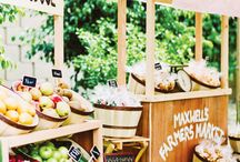 Entertaining: Farmer's Market Themed Party / by Stringtown Home