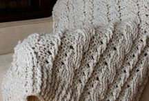 Crochet - knitting - / by Rena Johnson