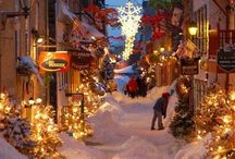 Christmas my fave time of year  / by Sharon Mitchell