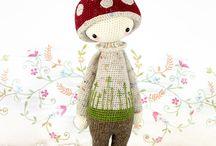 crochet / by Carolyn Seiver