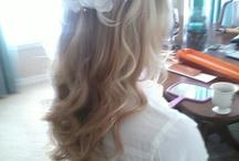 Wedding Hair / by Jeneec K