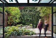 Exteriors - Garden & Architecture / by Luke Smith