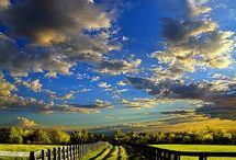 Farm Land, Farmhouses, Beautiful Country / by Cindy Jones