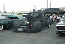 Rat Rods / by Brian James