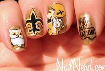 Hard as nails! / by Randi Wardian