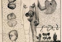 ilustraciones / by Fabio Medrano Rubio