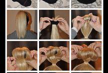 Hair tricks / by Natasja Woons