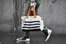 Bags, bags and bags / by Juliana Cuder