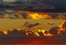Sunset - Tramonti / by Hotel Pendini Florence