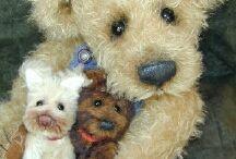 Teddy Bears / by Mary Grain