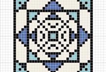 Cross stitch / by Melanie Perry